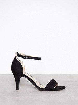 Bianco Low Basic Sandal Svart