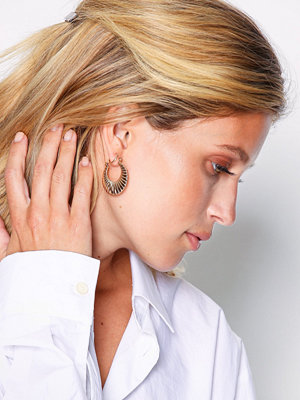 Pieces örhängen Pctamika Earrings Guld