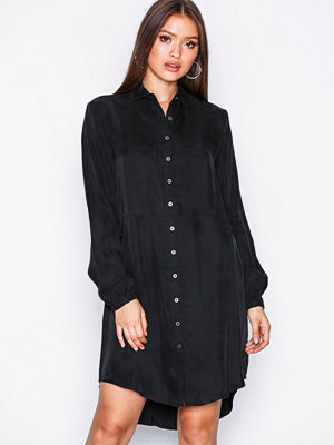 Vila Viraf L/S Shirt Dress-Noos