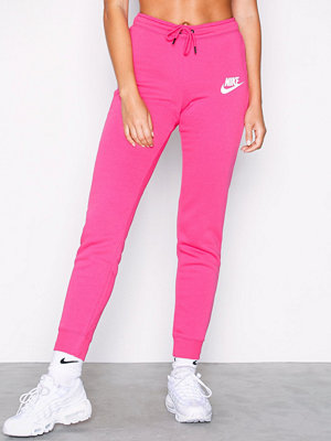 Nike rosa byxor NSW Rally Pant Tight Watermelon