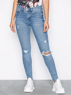 River Island Molly Arizona Jeans Mid Blue