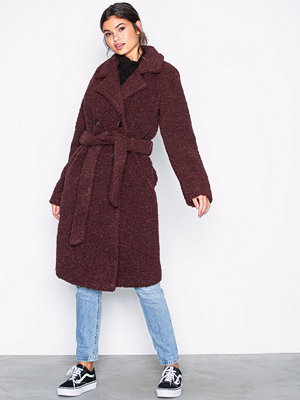 Selected Femme Slfpalla Teddy Coat B