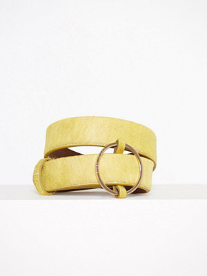 River Island Pony Branded Ring Belt