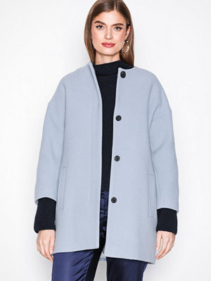 Filippa K Kim Coat Blue