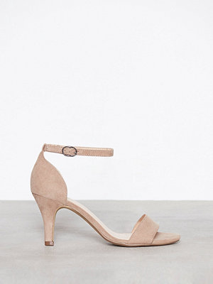 Pumps & klackskor - Bianco Low Basic Sandal Nougat