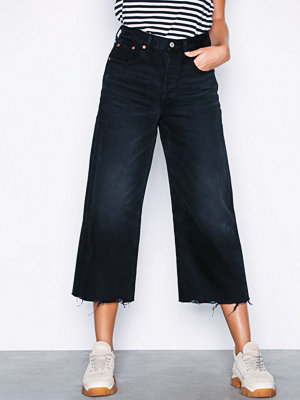 Levi's High Water Wide Leg Damn Denim