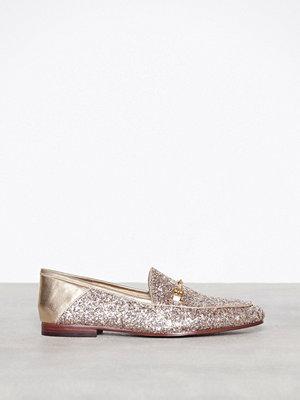 Tygskor & lågskor - Sam Edelman Loraine Chunky Glitter Guld/Silver