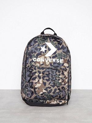 Converse EDC 22 Backpack 22L Mönstrad ryggsäck