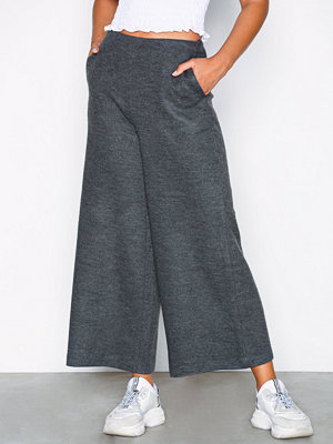 Polo Ralph Lauren grå byxor Wide Leg Pants Grey