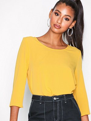 Only onlVIC 3/4 Solid Top Noos Wvn Gul