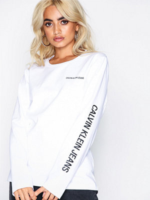 Calvin Klein Jeans Institutional Relax Long Bright White