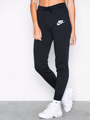 Nike svarta byxor W Nsw Rally Pant Tight