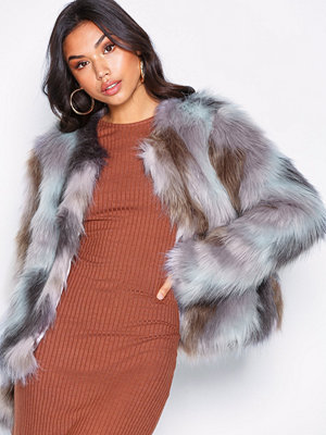 NLY Trend Multi Fur Jacket