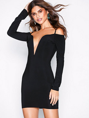 NLY One Deep Plunge Bodycon