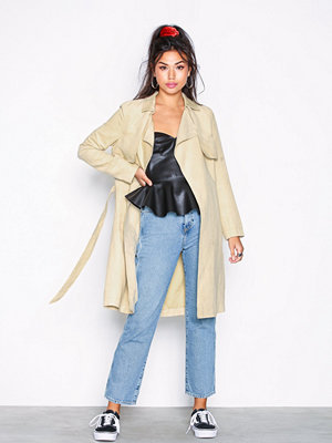 Ivyrevel Echo Coat Faux Suede