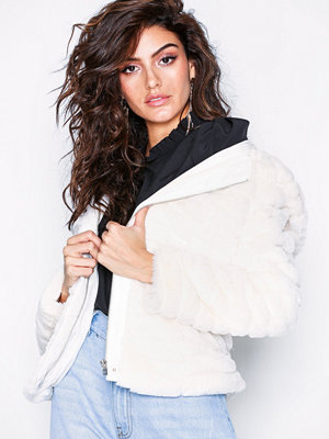Vila Vimaya Faux Fur Jacket/1