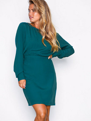 Festklänningar - NLY Trend Look At Me Dress Teal
