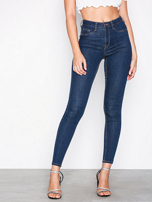 Jeans - Gina Tricot Molly High Waist Jeans Rinse