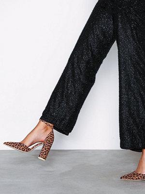 Pumps & klackskor - NLY Shoes Sharp Block Sandal Leo