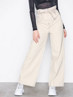 NLY Trend Tied Waist Denim