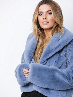 Samsøe & Samsøe Carla jacket 10158 Dusty Blue