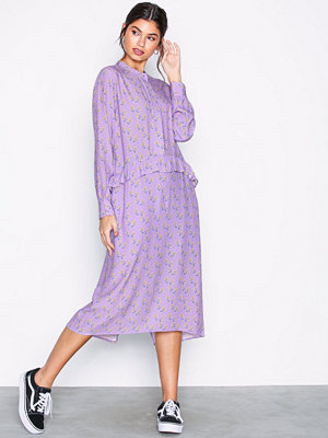 NORR Veronica midi dress