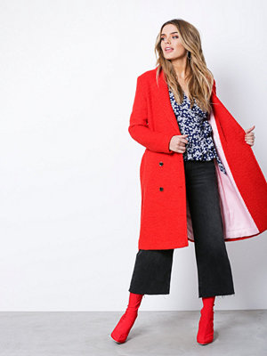 Samsøe & Samsøe Ulrike jacket 10150 Flame Scarlet