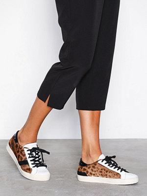D.A.T.E. Sneakers Hill Low Pony Leopard