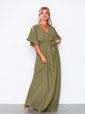 Dry Lake Florence Dress Olive