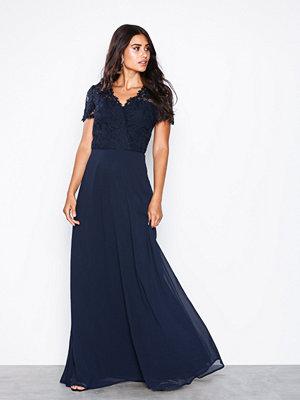 Chi Chi London Abreena Dress Navy