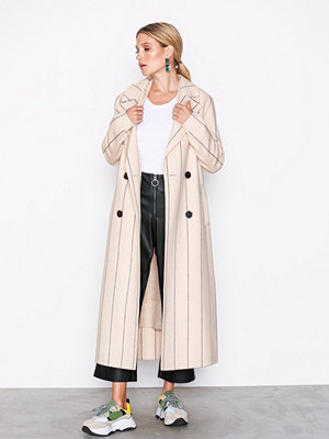 Selected Femme Slfgold Tana Coat 10YEARS Ljus Rosa