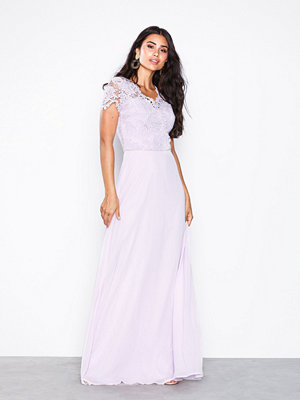 Chi Chi London Abreena Dress Lilac