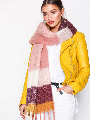 Halsdukar & scarves - NLY Accessories Cozy Big Scarf