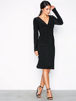 Lauren Ralph Lauren Kellyn-Long Sleeve-Day Dress