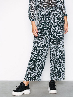 Selected Femme mönstrade byxor Slfmaggie Mw Ankle Pants B