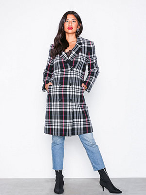Selected Femme Slfrita Wool Coat B Svart