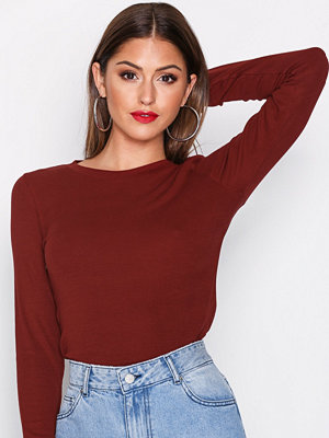 Dr. Denim Milly Top Red