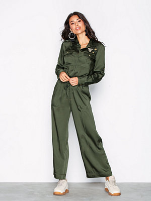 Jumpsuits & playsuits - Lauren Ralph Lauren Mildaine-Jumpsuit Green