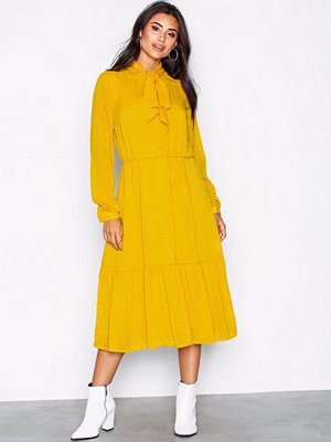 Y.a.s Yasbow Ls Dress Orange