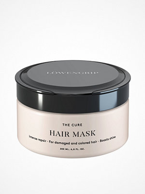 Hårprodukter - Löwengrip The Cure - Hair Mask 200ml Transparent