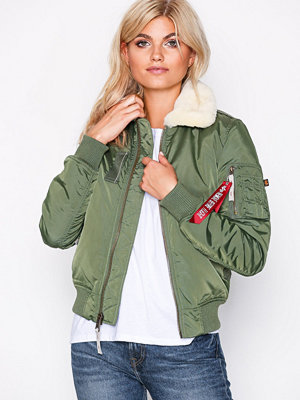 Alpha Industries omönstrad bomberjacka Injector 3 Jacket