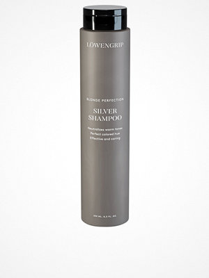Hårprodukter - Löwengrip Blonde Perfection - Silver Shampoo 250ml Transparent