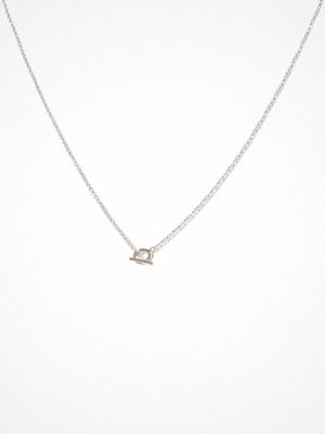 SOPHIE By SOPHIE halsband Circlebar Necklace Silver