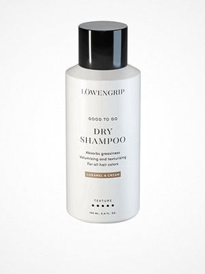 Hårprodukter - Löwengrip Good To Go - Dry Shampoo 100ml