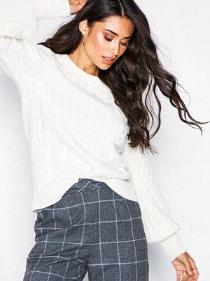 Lauren Ralph Lauren Renni Long Sleeve Sweater Natural
