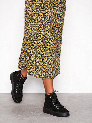 Duffy Lace Boot Svart