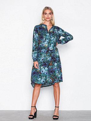 MOSS Copenhagen Aura Dress Blue