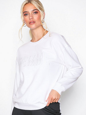 Selected Femme Slfhally Ls Sweat W