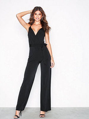NLY One Flounce Tie Jumpsuit