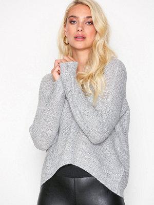 Jacqueline de Yong Jdymegan L/S Pullover Knt Noos Vit